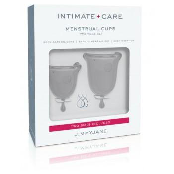 JIMMYJANE Менструальные чаши прозрачные