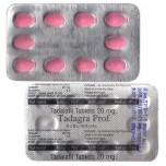 Сиалис Tadarise PRO 20 мг. №10 (тадалафил 20 мг)