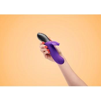 Пульсатор BI STRONIC FUSION фиолетовый Fun Factory. Made in Germany