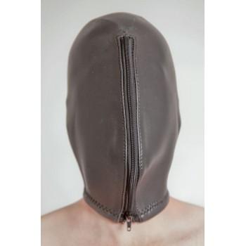 Fetisch Maske mit Reißverschluss