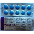 Дапоксетин №1