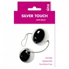 7224-S-BCD Silver Touch Love Balls