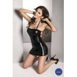 BELTIS DRESS black L/XL - Passion