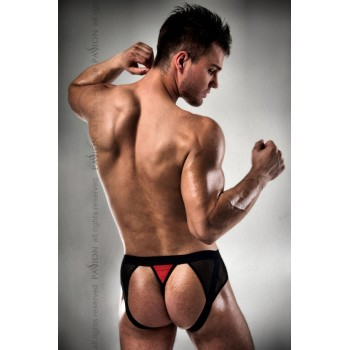 007 THONG red S/M - Passion