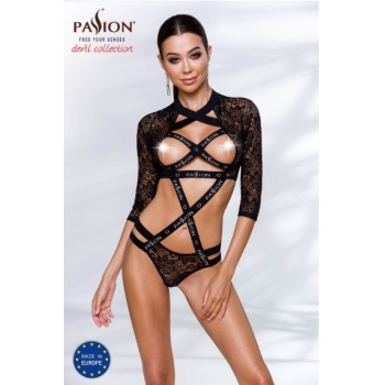 LETICIA BODY black S/M - Passion