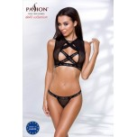 DEBRA SET black L/XL - Passion