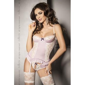 SHANTI CORSET pink S/M - Passion