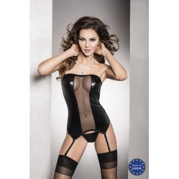 ZOLA CORSET black S/M - Passion