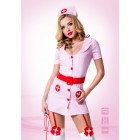Похотливая медсестра розовая (M/L)