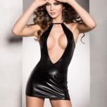 сas FEMI DRESS black L/XL - Passion