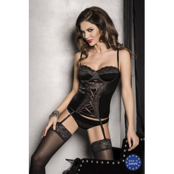EVANE CORSET black S/M - Passion