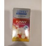 Презервативы Lovex FUNNY №18