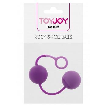 Вагинальные шарики ROCK & ROLL BALLS PURPLE