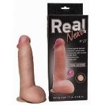 """Фаллоимитатор  на присоске 8"""" REAL Next № 27"""