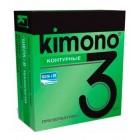 Презервативы Kimono контурные