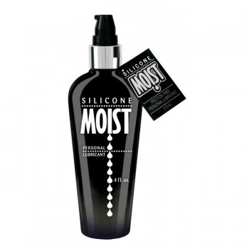 Silicone Moist Personal Lubricant 120ml
