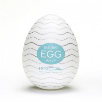 Tenga Egg Wavy 100% Original