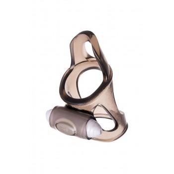 Эрекционное кольцо на пенис XLover с вибрацией 7 см