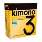 Презервативы KIMONO супертонкие