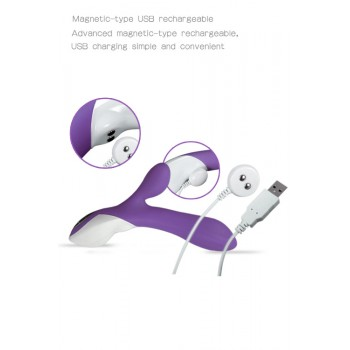 Vibrator Mika Purple usb