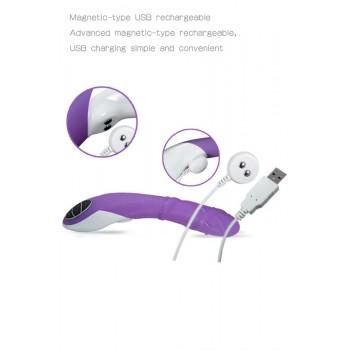 Vibrator Aika Purple usb