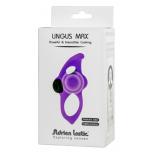 Adrien Lastic Эрекционное кольцо с вибрацией Lingus MAX Violet